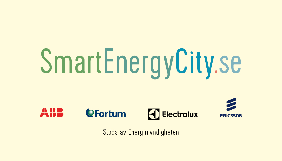 Smart Energy City ABB Fortum Electrolux Ericsson